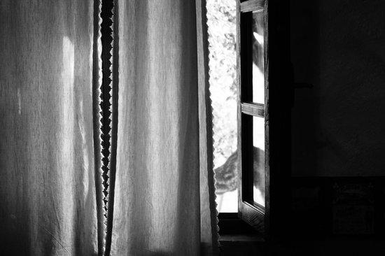 Cuor Di Lupo: dettaglio della camera rustica