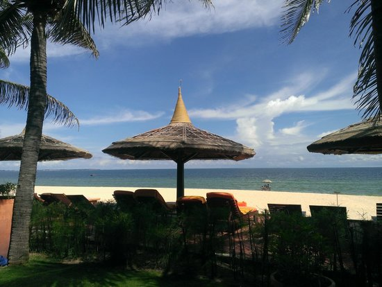 Terracotta Resort: вид из бунгало