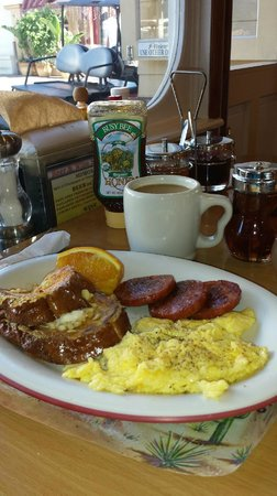 Original Jack's Country Kitchen : Hawaiian Breakfast - Catalina Style :)