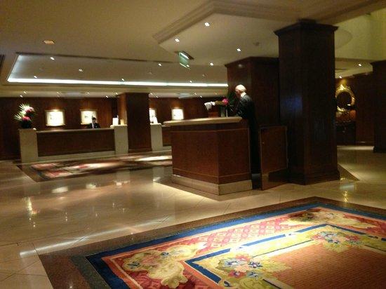 Royal Lancaster London: Lobby