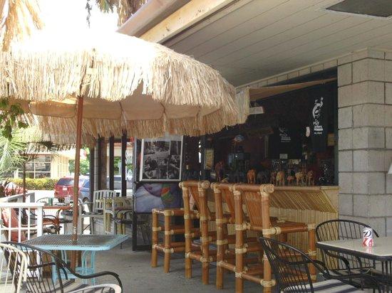 Nice Bar at Muddy Waters
