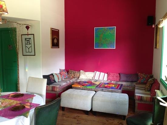 Aashi, Almacen y Cocina Natural : salón