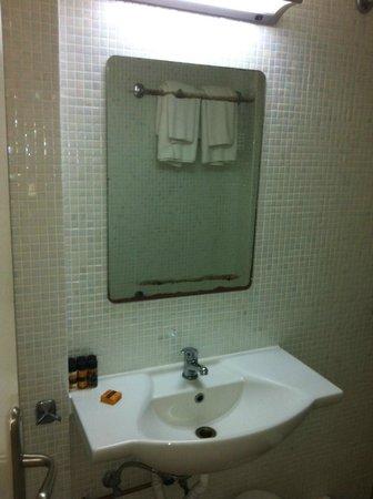 Anemos Beach Lounge Hotel: The mirror