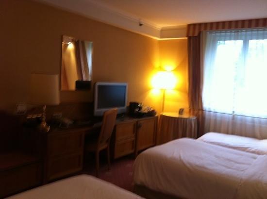 Sheraton Salzburg : Room 610