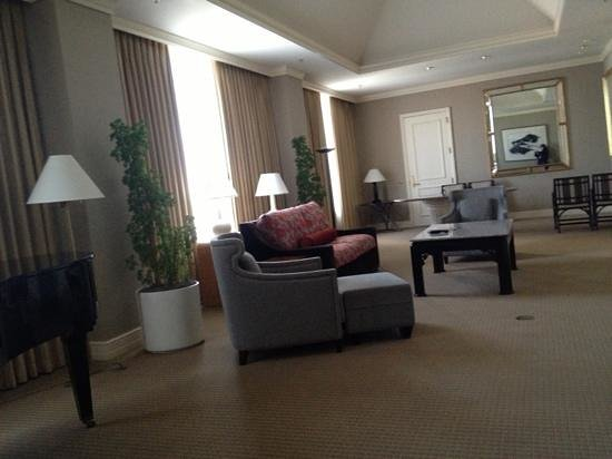 The Fairmont San Jose: Fairmont Suite