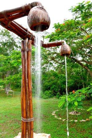 Hotel Uxmal Resort Maya: Temazcal