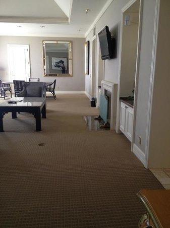 Fairmont San Jose: Fairmont Suite