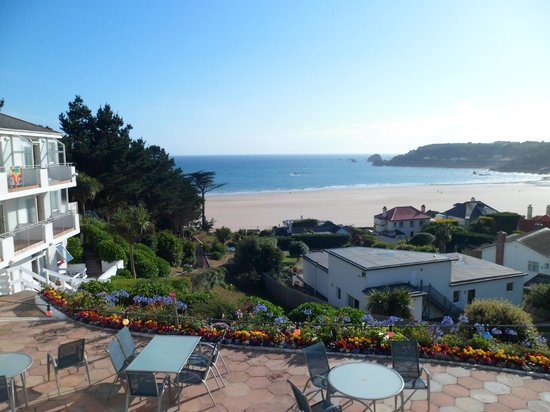 Biarritz Hotel : View from our room