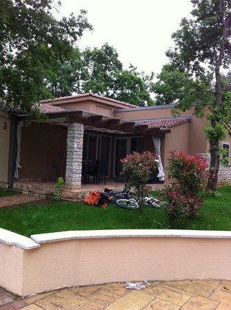 Melia Istrian Villas for Plava Laguna: house