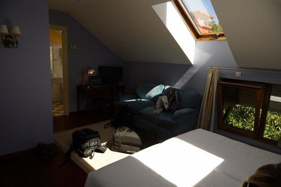 Casona de la Paca: Bedroom