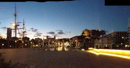 Hotel Spa Porta Maris & Suites del Mar : Outside Hotel