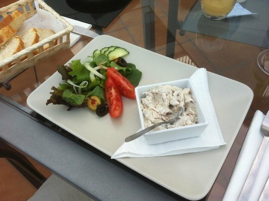 La Casa Bar and Restaurant: Mackerel pate