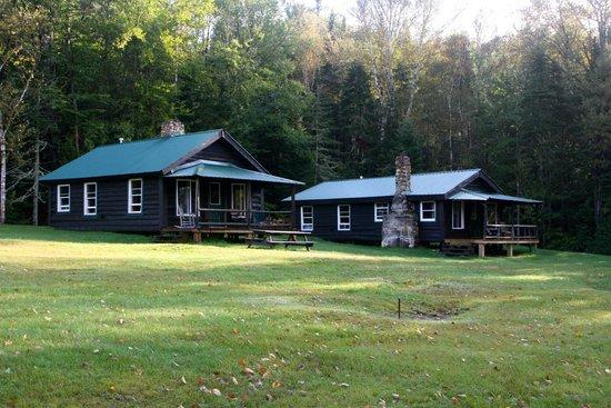 Cabins at Bulldog Camps