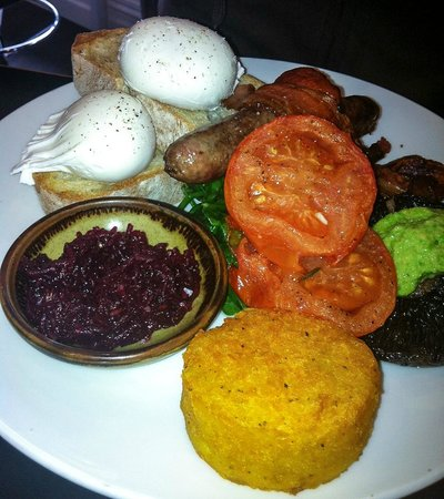 Grano: Delicious big breakfast
