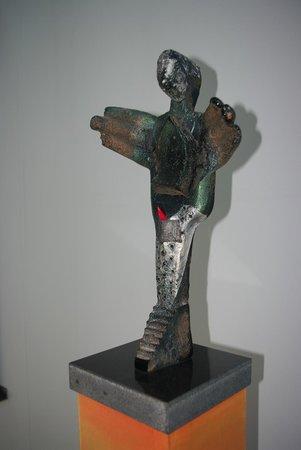 Vida Museum: Værk af Bertil Vallin