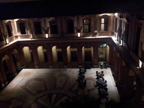 Hotel De Prati: l'interno del palazzo