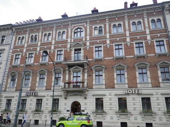 Polonia Hotel: Hotel Polonia