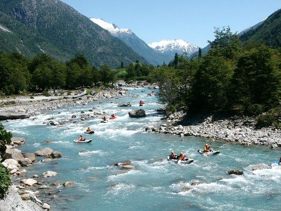 Futaleufu River Bio Bio Expeditions Camp: Futaleufu!