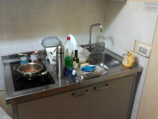 Bonapace Porta Nolana  Bed & Breakfast: cuisine