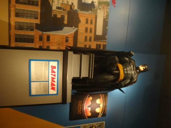 The Strong National Museum of Play: Batman