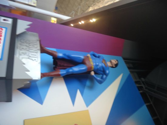 The Strong National Museum of Play: Superman