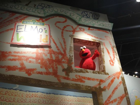 The Strong National Museum of Play: Elmo's Room
