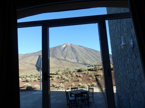 Parador de Canadas del Teide: レストランからの眺め