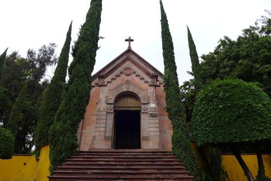 Hill of the Bells: chapel
