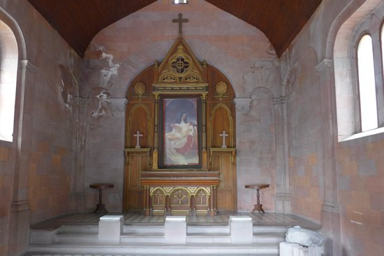 Hill of the Bells: interior