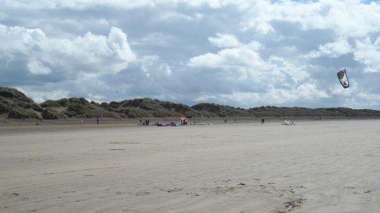 Saunton Sands Beach : A beach for all