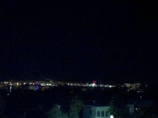 Hotel Apartamentos Monterrey : vistas desde el balcón