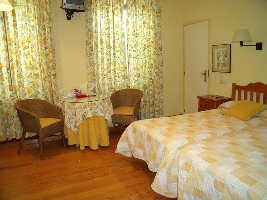 Hostal Rural Casa Sario : Habitación 12