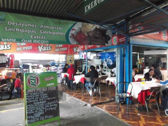 Terminal Agropecuario de Iquique - Region de Tarapaca