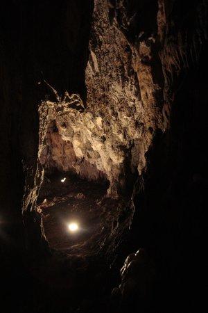 Baraceve Spilje : Interno grotta
