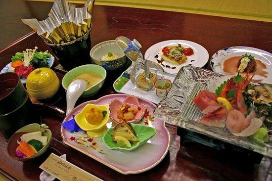 Itoya: 夕食一例