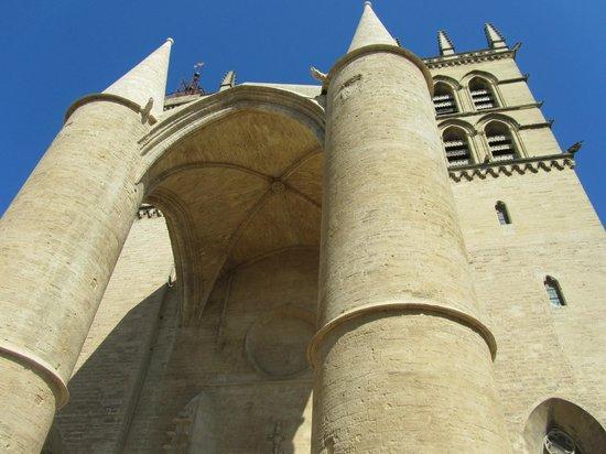 Cathédrale Saint-Pierre : Cathedrale St-Pierre, Montpellier