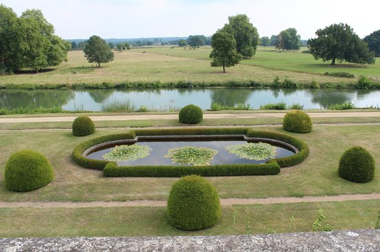 Château du Lude : Garden and river