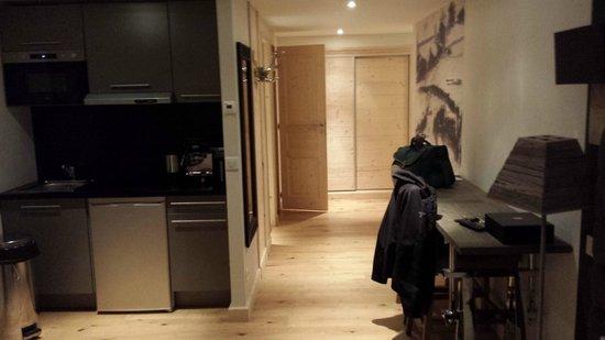 Hotel Le Monal : Entrée