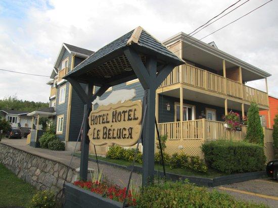 Hotel - Motel Le Beluga: Le Beluga
