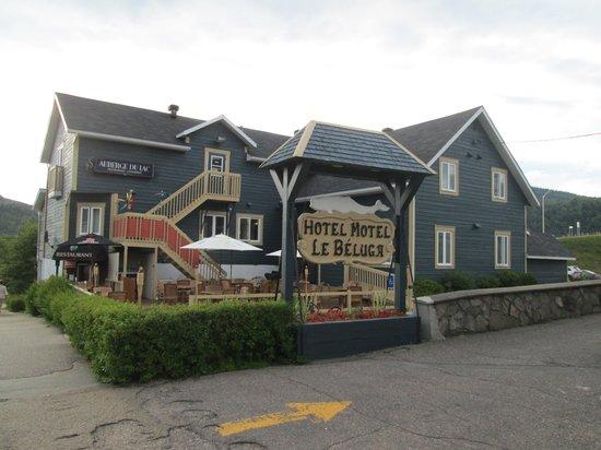 Hotel - Motel Le Beluga : Le Beluga