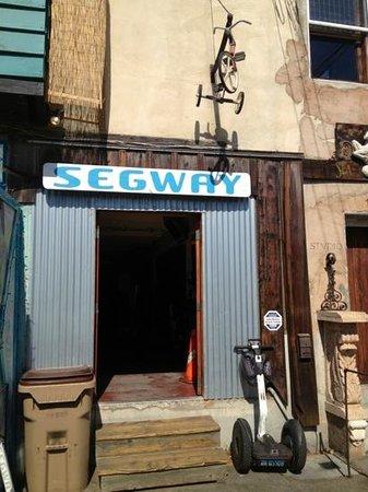 Segway of Santa Barbara: Segway