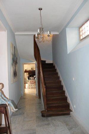 5 Grande Rue : Interior Hall