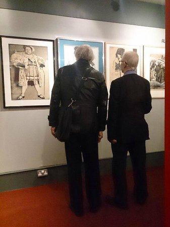 The Cartoon Museum : те самые господа