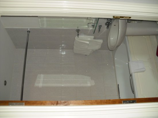 Wilton Hotel Bray: Bathroom