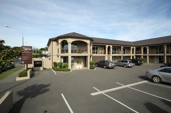Photo of Salerno Motel Apartments Christchurch
