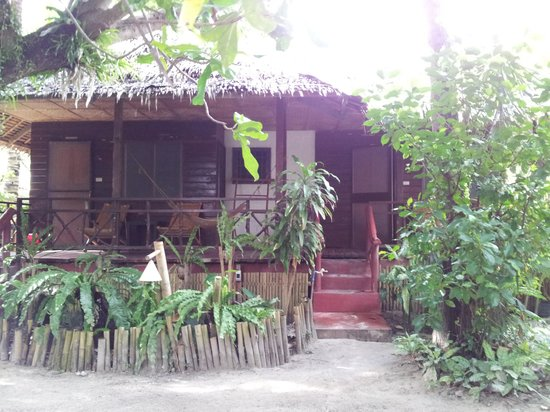 Boracay Beach Resort: бунгало