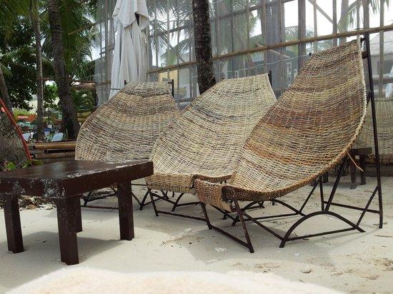 Boracay Beach Resort: пляж