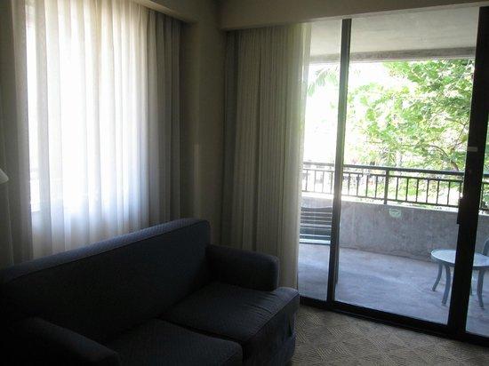 Hale Koa Hotel: Room 239