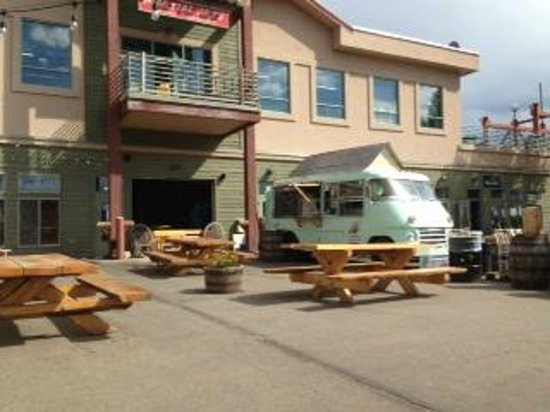 Crazy Mountain Brewing Company : New food truck