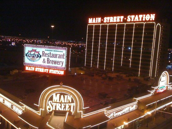 Main Street Station Hotel & Casino April 2013